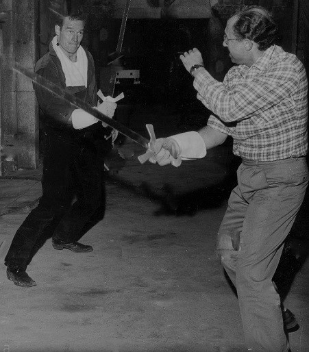 le-cid-tournage-el-cid-year-1961-italy-usa-chalton-heston-sentraine-B7T3BC.png