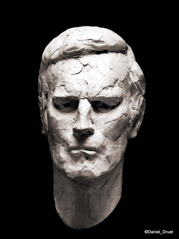 sculpture-buste-charlton-heston daniel druet.jpg